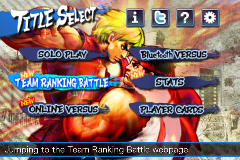 Screenshot Street Fighter IV Volt Review